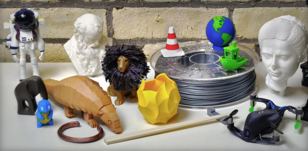 Cinco artilugios 3D que podrás imprimir en casa (y despedirte de las maquetas imposibles)