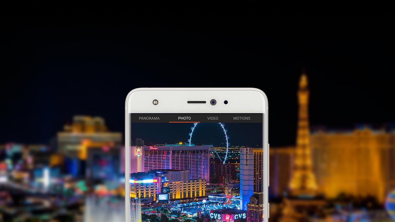 Fotografía smartphone BQ