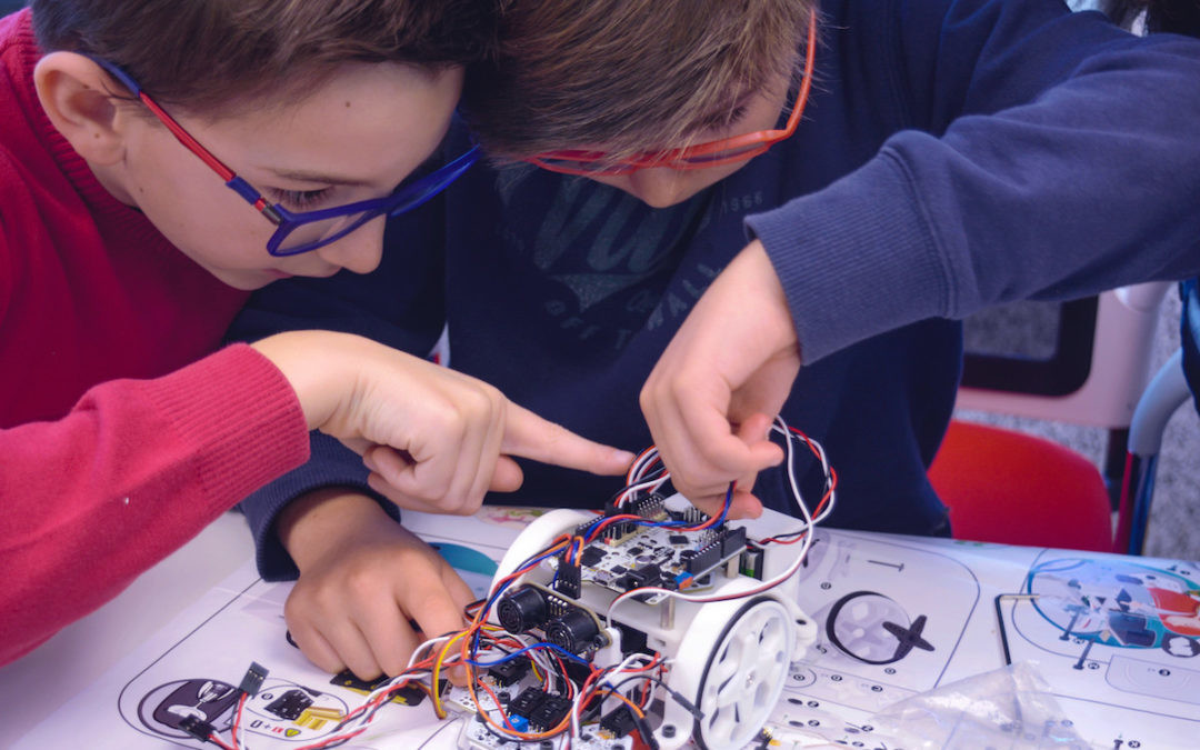 ¿Cómo ayuda la tecnología a ser creativo en el aula?