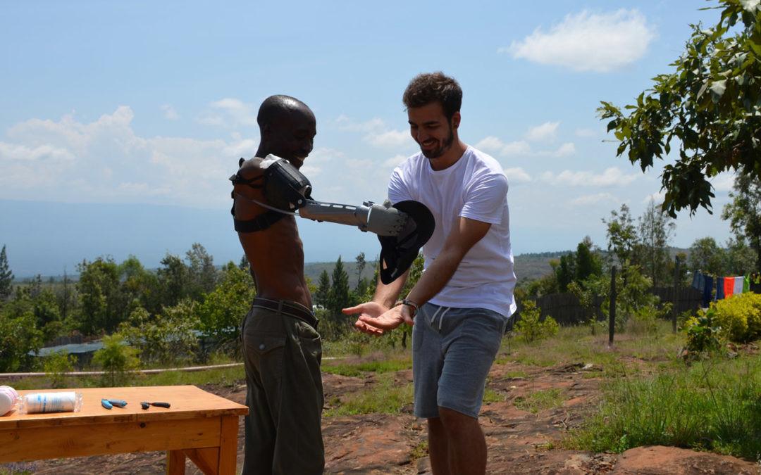 Mucho más que para crear maquetas: un proyecto de impresión 3D que cambia vidas en África