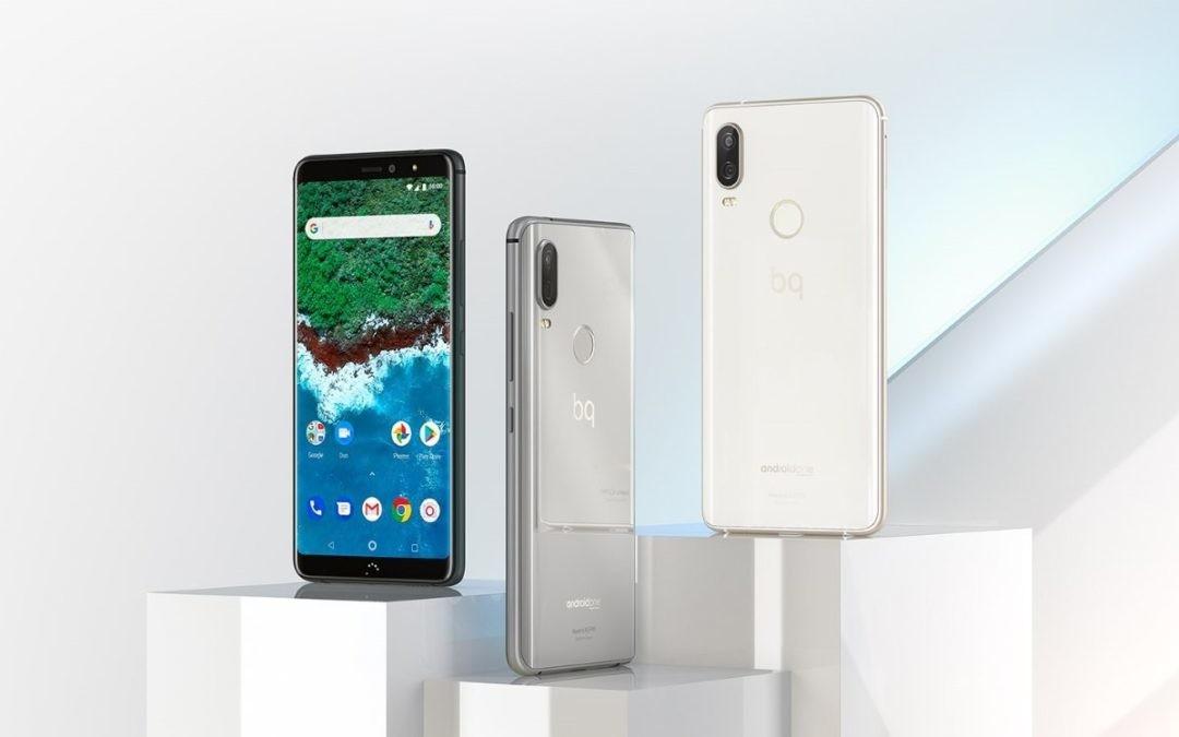 ¿Los mejores móviles de BQ por 1 euro? Hay ofertas muy locas para este Black Friday