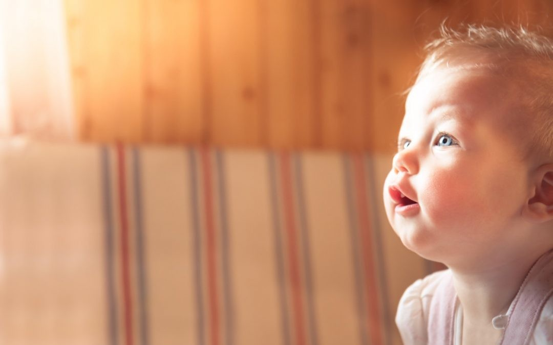 Los exploradores, ¿nacen o se hacen?: bebés con ganas de tocarlo todo