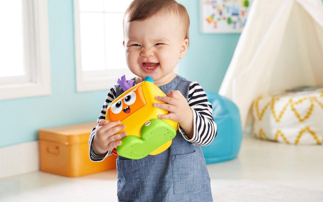 Presentamos el espacio «Jugar con Fisher-Price» en Bebés y Más