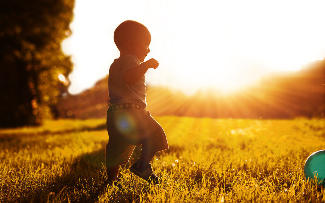 Primeros pasos, grandes cambios… o todo lo que ocurre al empezar a andar