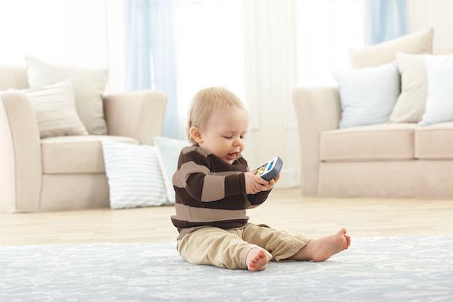 Al conocer el concepto causa-efecto se abre un mundo nuevo para los bebés