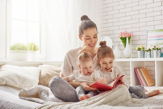 El amor por los libros se inicia en los primeros meses de vida