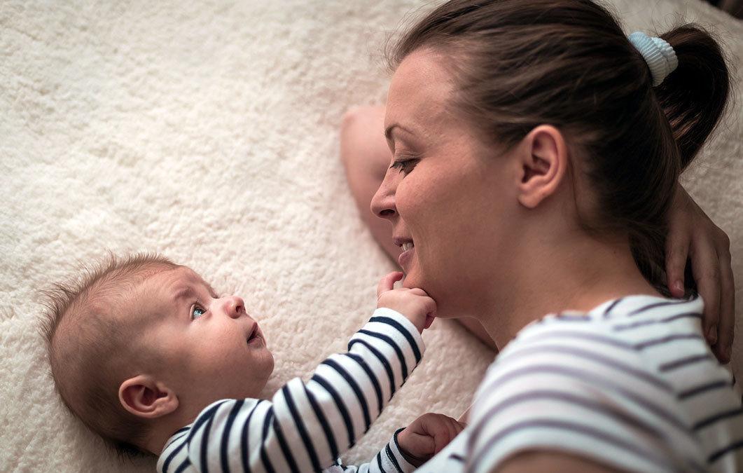 ¿Cómo aprende tu bebé a identificar los sentimientos de otras personas?