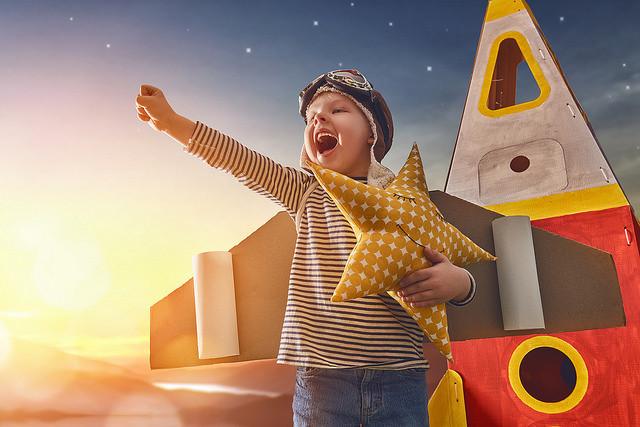Etapa preescolar: los niños crecen y cambian su forma de pensar y de jugar