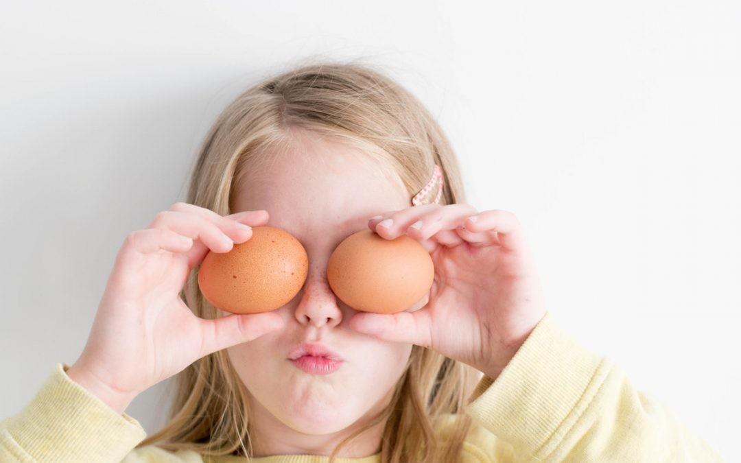 ¿Por qué es tan sorprendente la imaginación los niños? Una pista, no tiene límites
