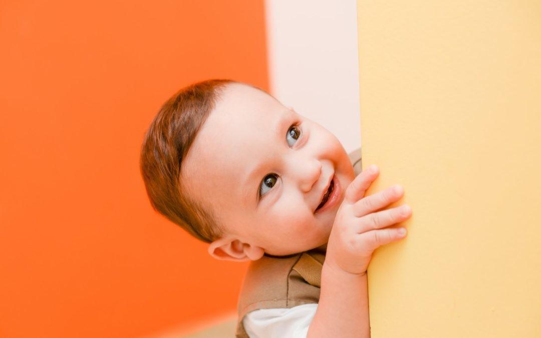 Juegos y actividades para educar en autonomía a tu hijo desde que es bebé