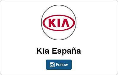 KIA en Instagram