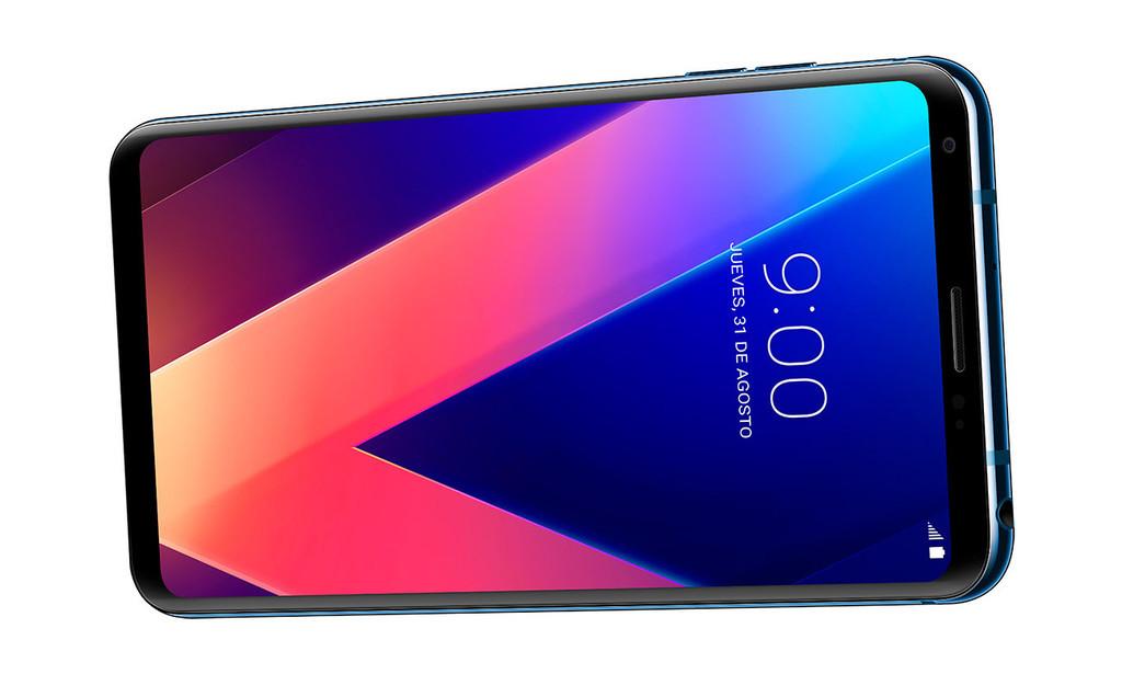 Los lectores de Xataka opinan: análisis de diseño y pantalla del nuevo LG V30