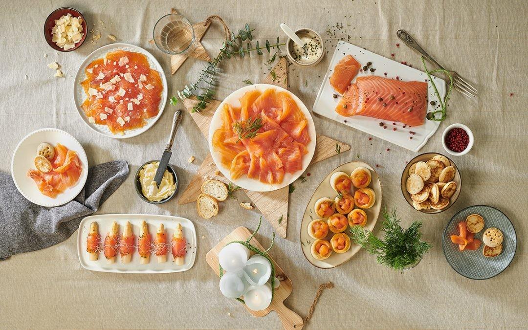 Los aperitivos más deliciosos para que tu mesa navideña sea un festín desde el principio