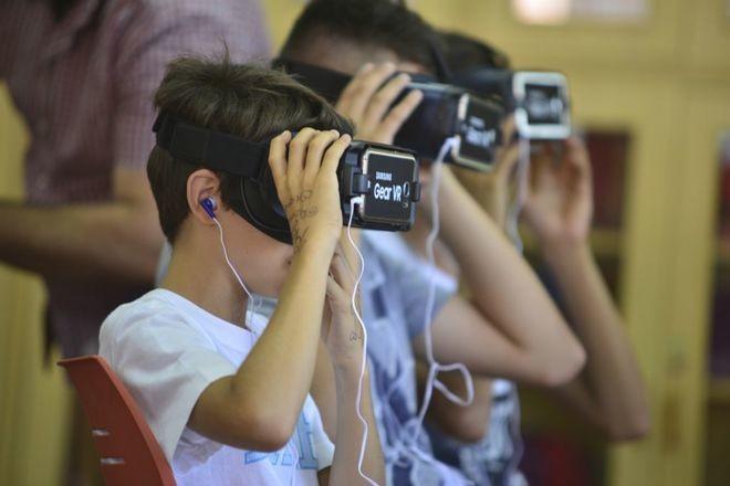 Taller Samsung RV contra el Ciberbullying
