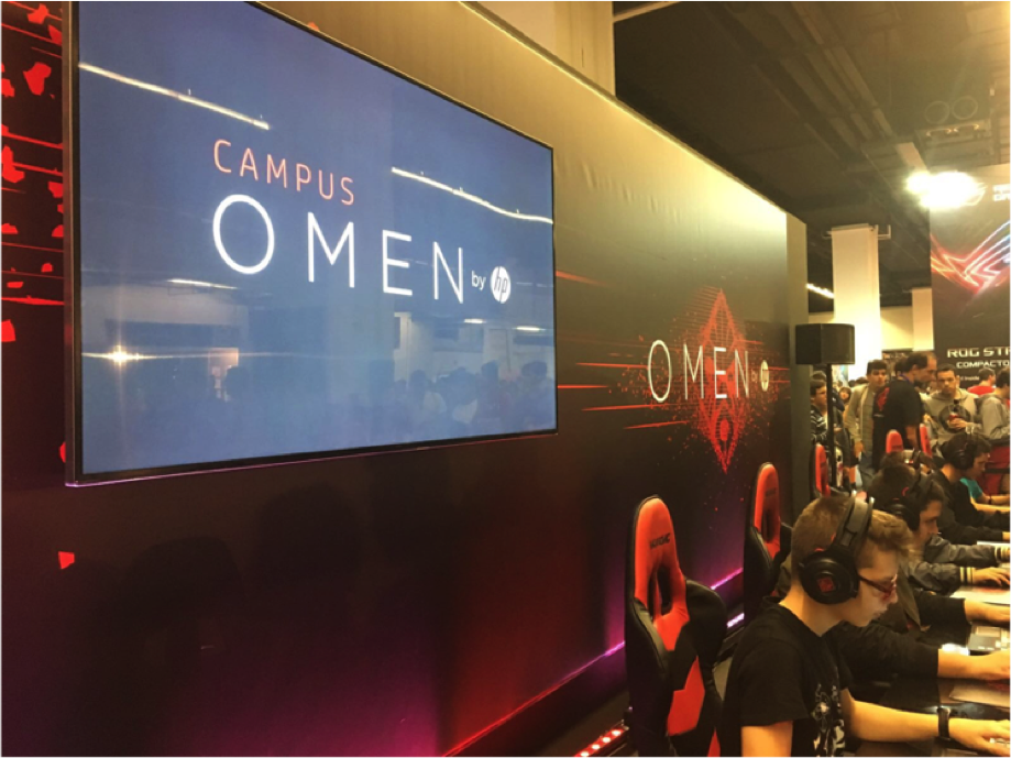 Campus HP Omen