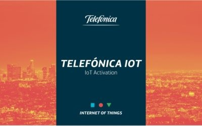 TALLER TELEFONICA IoT ACTIVATION