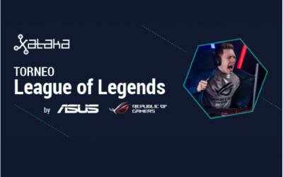 Torneo Xataka League of Legends by Asus