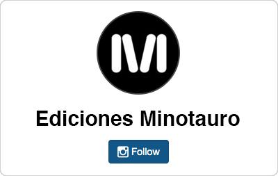 Ediciones Minotauro en Instagram