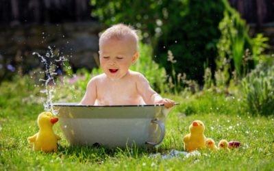 Cómo convertir el baño en el mejor momento del día