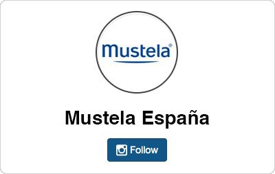 Mustela en Instagram