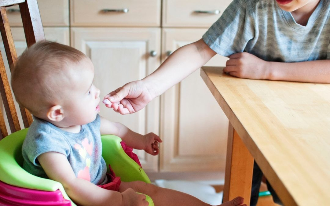 Los cambios más importantes en alimentación infantil se dan en los tres primeros años de vida