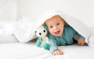 Muñeco de referencia y chupete, cómo tener siempre a punto (y cerca) las joyas más queridas de tu hijo