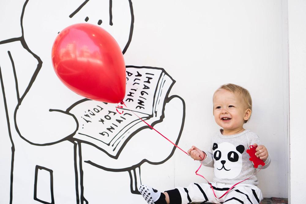 La vida no es en blanco y negro, tampoco para los niños: los colores en la infancia