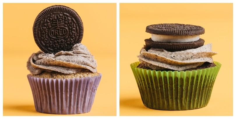 Muffins con galletas Oreo: cinco recetas para merendar o desayunar de otra manera