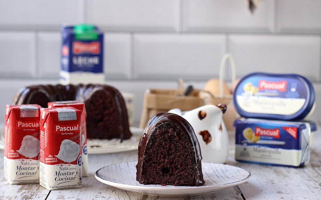 Bundt cake de chocolate: el bizcocho definitivo para conquistar a los amantes del dulce