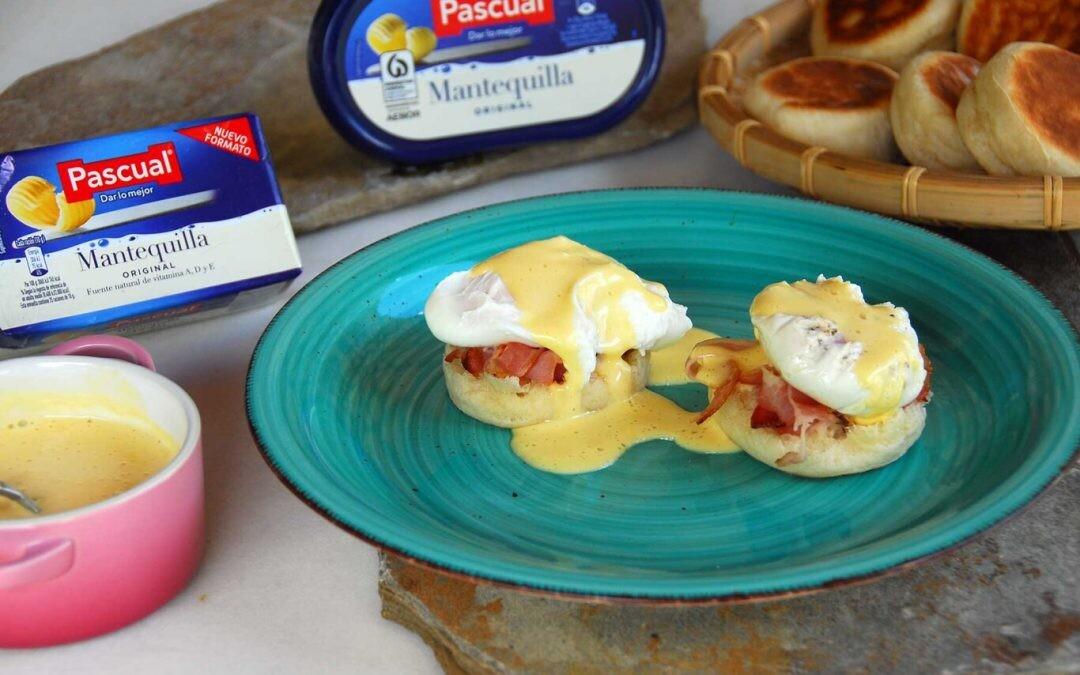 En busca del brunch perfecto: cómo preparar unos English Muffins y huevos Benedict de campeonato