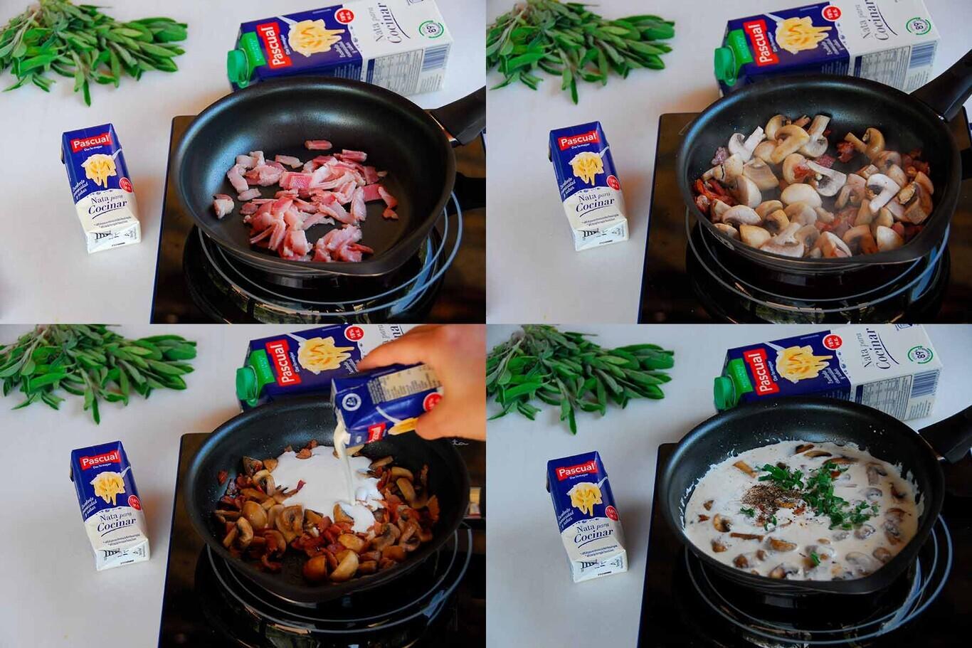 crepes receta