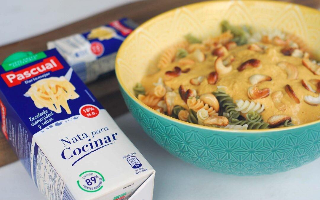 Fusilli al curry: sí, aún es posible sorprender con un (sabrosísimo) plato de pasta