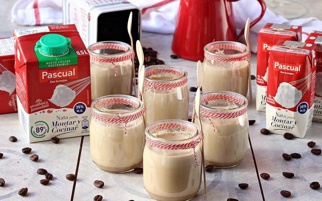 Panna cotta de café: el postre sin horno ideal para culminar tus menús de verano