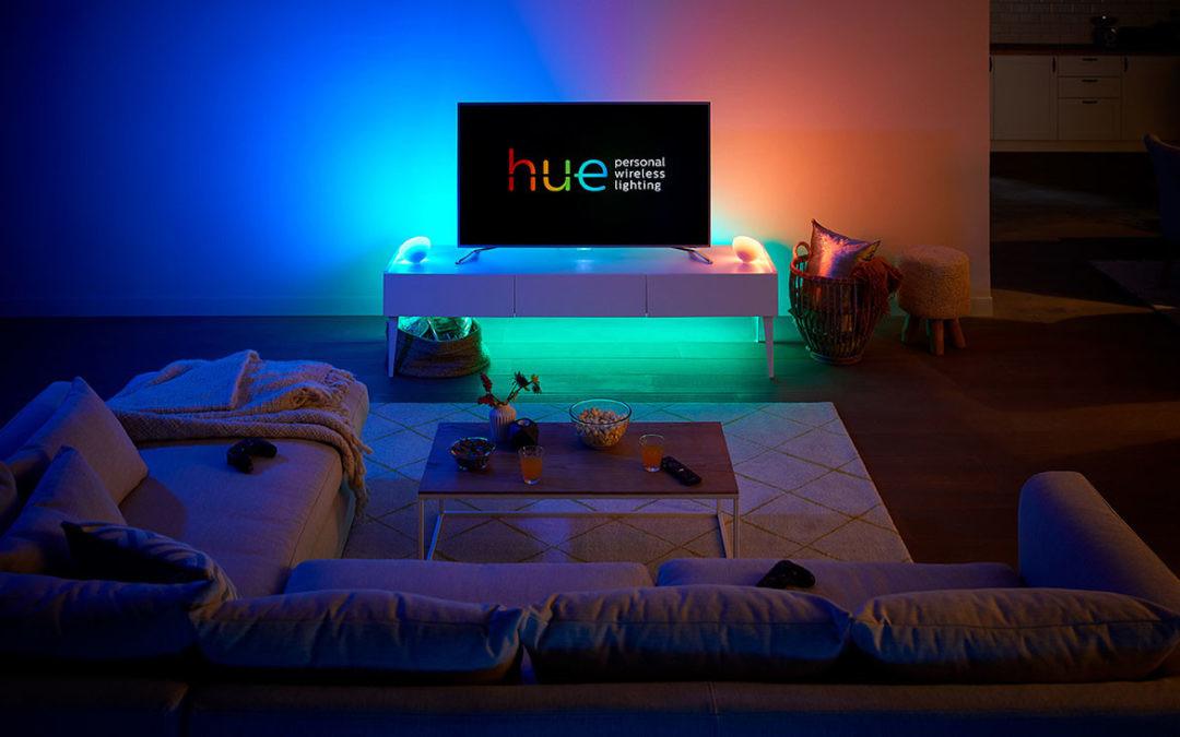 Tú eliges cómo quieres controlar las luces de casa: por voz, con móvil, ordenador o mando inalámbrico