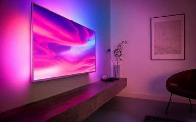 Del blanco y negro al color, hasta llegar a Ambilight: cómo ha mejorado la técnica de los televisores
