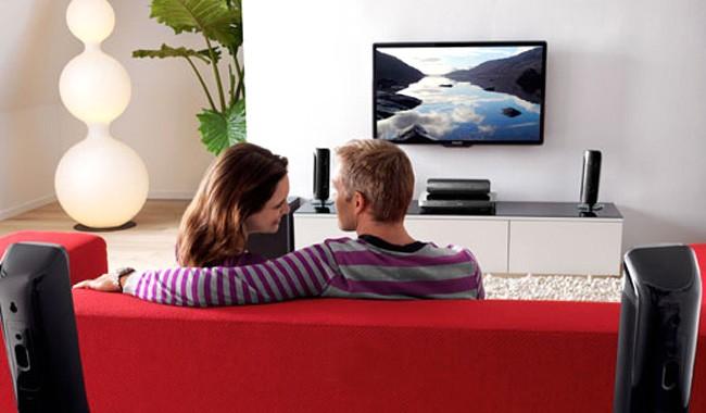 Philips sonido cine en casa