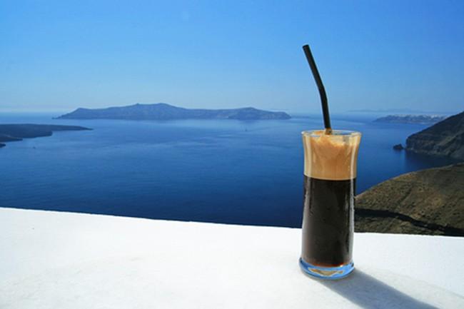 Café Frappé Grecia