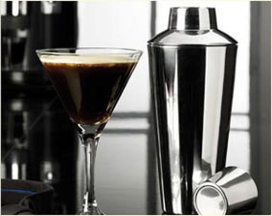 receta el novio a base de café espresso de Philips