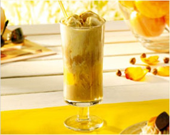 receta luna de miel hecha a base de espresso Philips