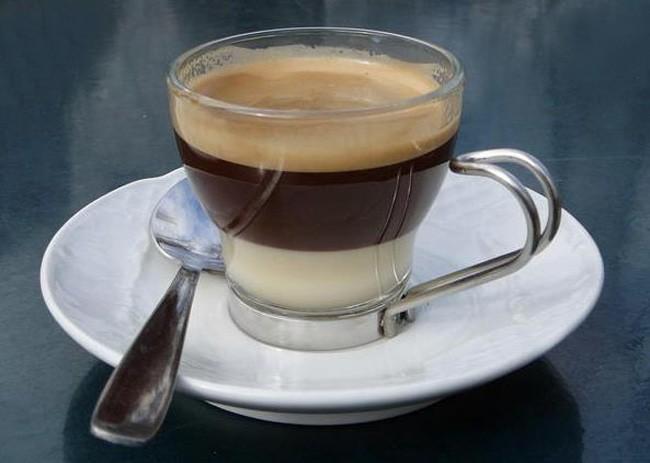 T c mo lo tomas diferentes formas de tomar caf en for Capacidad taza cafe con leche