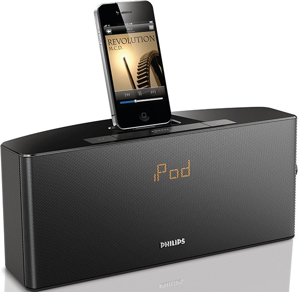 sistema-docking-iPhone-Philips
