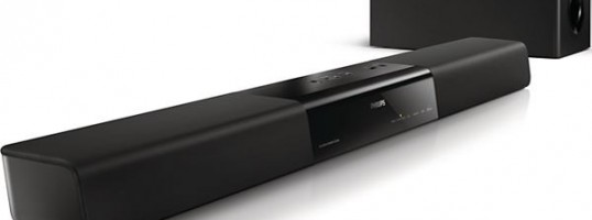 Altavoz SoundBar HTL 2160 Philips