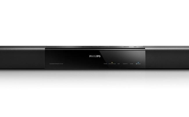 Altavoz SoundBar HTL2160 Philips detalle
