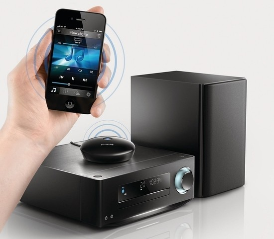 adaptador bluetooth HIFI Philips