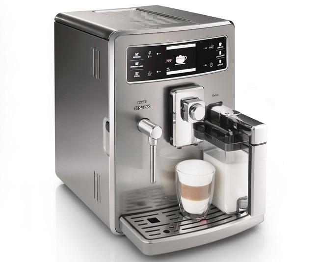 Cafetera Saeco Xelsis de Philips