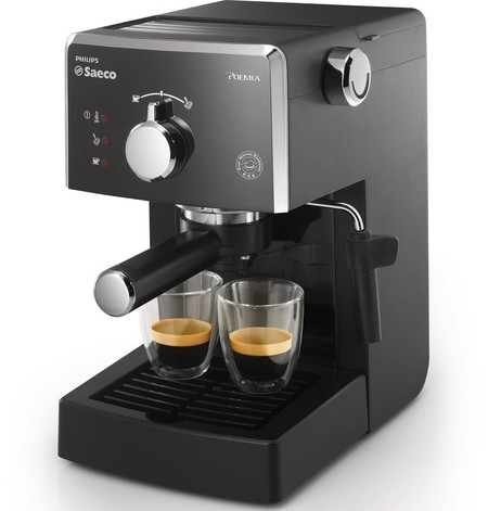 cafetera manual espresso Philips