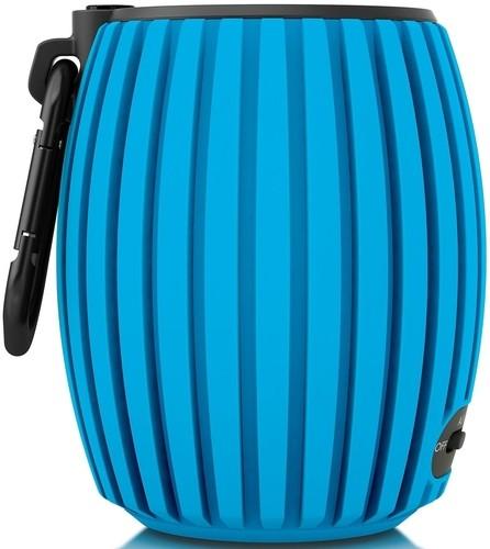 Altavoz portatil SBT30 de Philips azul