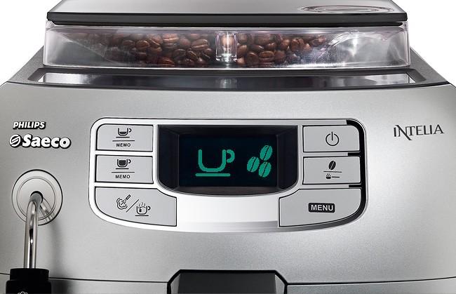 Descubre lo ltimo en cafeteras dom sticas de la mano de saeco mi mundo philips - Cafetera con molinillo incorporado ...