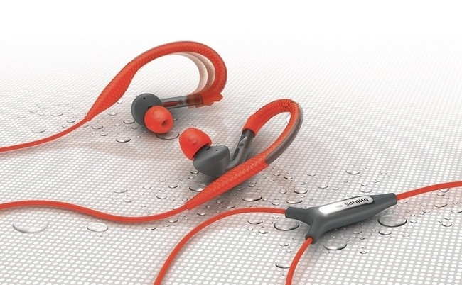 Auriculares deportivos Philips SHQ3205