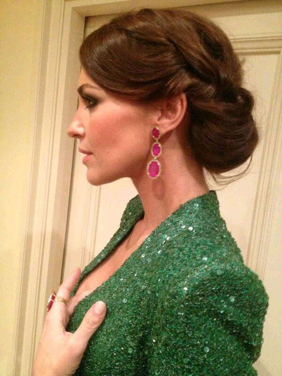 Los mejores peinados de los Goya 2013 Mi Mundo Philips